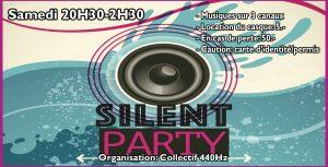 Silent Party du samedi